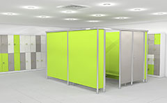 Cubicles render for Starbank Panels